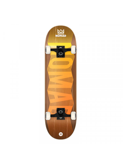 Nomad 20th brown Complete Skateboard 8