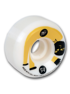 Mob Skateboards Max estes wheels 54mm 100a