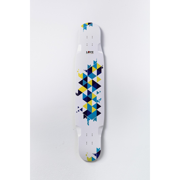 1Love Tapete Deck 44 Neon
