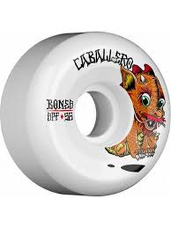 Bones wheels SPF Caballero Baby Dragon Sidecut 84B P5 58mm