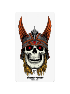 Powell & Peralta Andy Anderson Skull 3 Sticker
