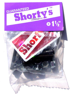 Shortys Original Phillips Head Hardware 1.5
