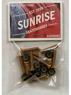 Sunrise Hardware 1 phillips gold