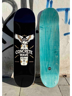 Concretewave Shop Deck