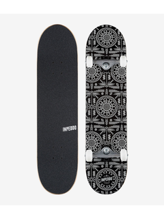 Inpeddo Black Carpet Komplett Skateboard 7.25