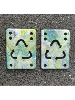 Plasticycle Recycled Riserpads 1/8 Pair