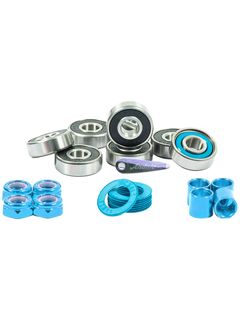 Andale Carlos Ribeiro Pro Single Skateboard Bearings