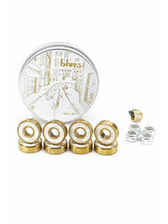 Blurs Ceramic Gold bearings