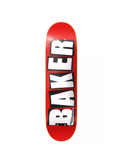 Baker Skateboards Baker Logo White deck red/white 8.5