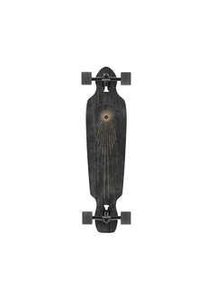 Landyachtz Battle Axe Black Space Rock Komplett Longboard 38