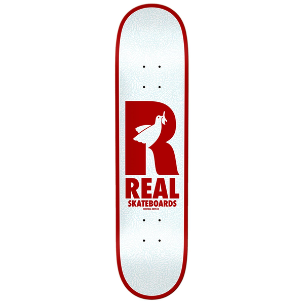 Real Skateboards Renewal Doves deck 8.06