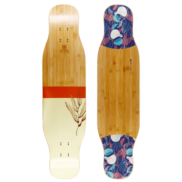 BTFL Longboards Lilou Freestyle Dancer Deck