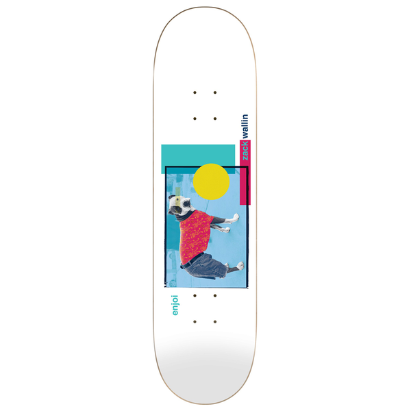 Enjoi Skateboards Wallin Skart Deck 8.5