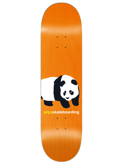 Enjoi Skateboards Peekaboo Panda Deck 8.5