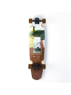 Arbor Mission Photo Longboard complete 35