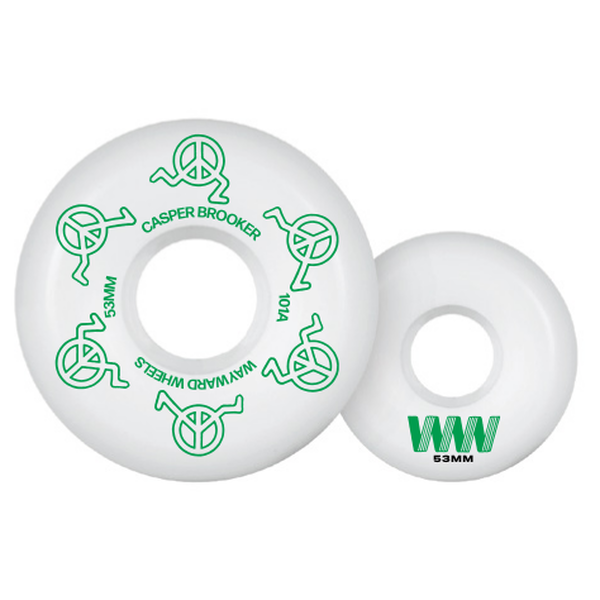 Wayward Wheels Casper Brooker 53mm 101a