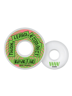 Wayward Wheels Mike Carroll 53mm 101a