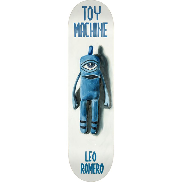 Toy Machine Doll Series Romero Deck 7.88