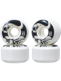 Toy Machine Dead Monster Wheels 53mm 100a