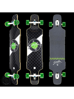 Sector9 Mosaic Dropper Complete Droptrough Longboard 41