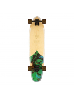 Arbor Performance Groundswell Mission Komplett Longboard 35