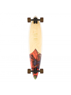 Arbor Performance Groundswell Fish Complete Longboard 37
