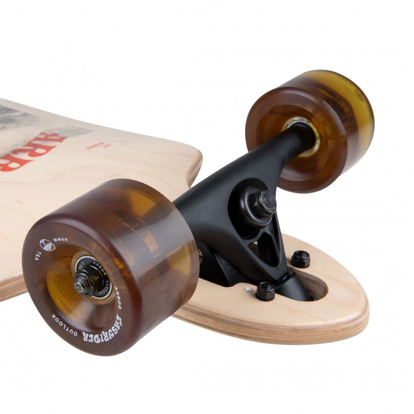 Arbor Performance Photo Dropcruiser Complete Longboard 38