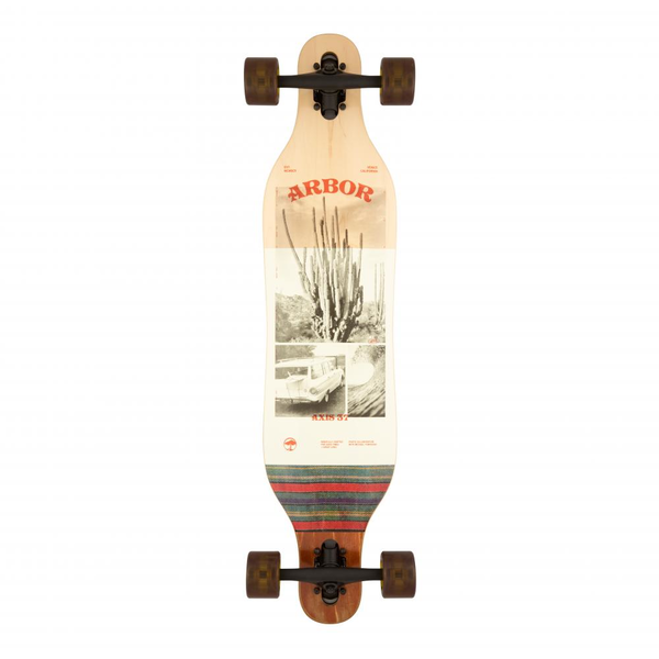 Arbor Performance Photo Axis Complete Longboard 37