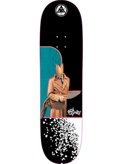 Welcome Skateboards Hummingbird Ryan Townley Pro black...