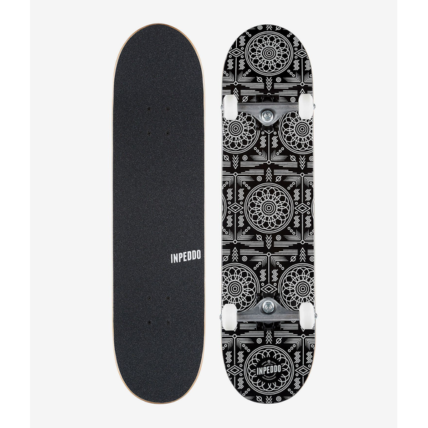 Inpeddo Black Carpet Komplett Skateboard 8.5