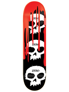 Zero 3 Skull Blood -Black deck 8