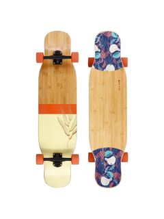 BTFL Longboards Lilou Freestyle Dancer Complete Longboard