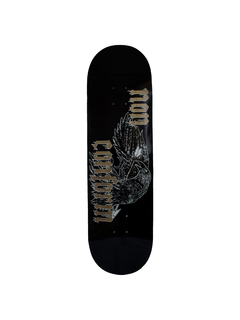 Nonconform Skateboards Shot Raven deck 8.75