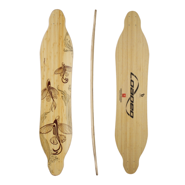 Loaded Vanguard 38 Longboard Deck