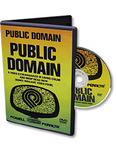 Powell & Peralta  Public Domain DVD