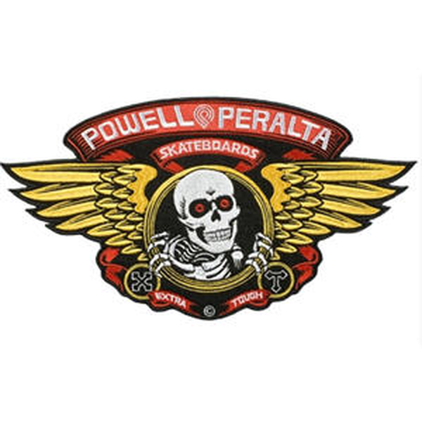 Powell & Peralta Winged Ripper Patch