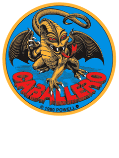 Powell & Peralta Caballero sticker