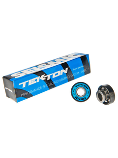 Seismic Tekton 7-Ball XT built-in bearings